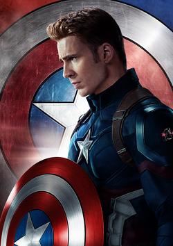 Capitán América Poster - Civil War
