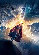 Doctor Strange Character Poster Textless 01