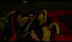 Elektra and Matt drive