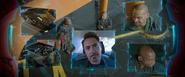 Stark, Gargan & Schultz (Spider-Man HUD)