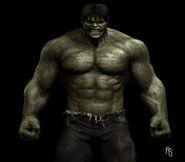 The Incredible Hulk concept art 11
