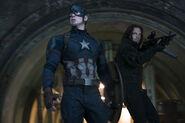 Cap and Bucky Promo