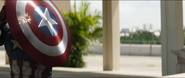 Captain America Shield Defense (Lagos)