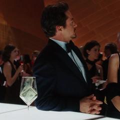 Everhart interroga a Stark.
