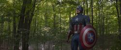 Captain America's Golden Age Uniform - The Winter Soldier (2014)