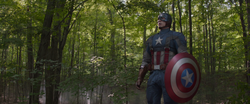 Captain America's Golden Age Uniform - The Winter Soldier (2014)