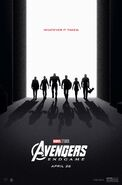 Endgame (Whatever it Takes) Poster