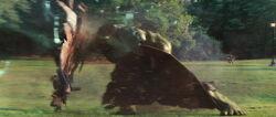 HulkFightingSonicCannon