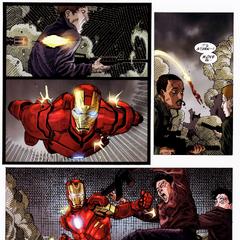 Stark confronta a los Diez Anillos.