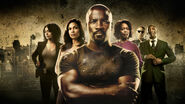 Luke Cage S1 characters
