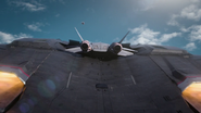 Quinjet on Zephyr One