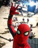 Spider-Man Selfie