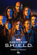 Agents of S.H.I.E.L.D. - Season 6 - Poster
