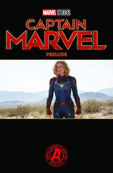 Captain Marvel Prelude (collection)