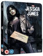 Jessica Jones S1 UK Steelbox Cover