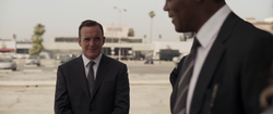 Phil Coulson & Nick Fury (1995)