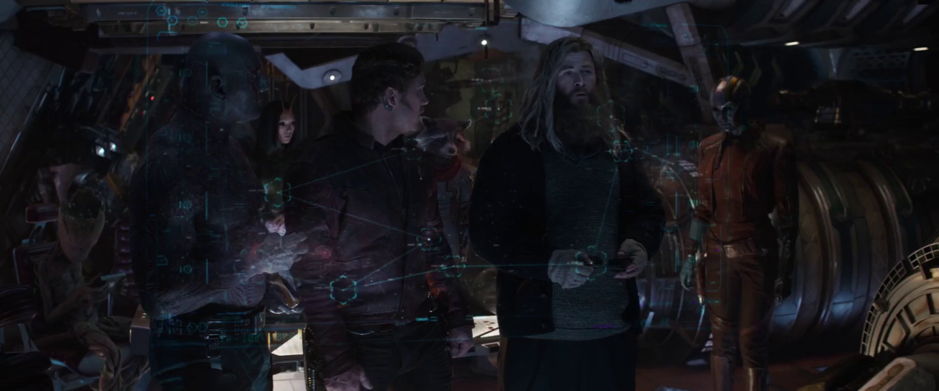 Thor 4 Love and Thunder Guardianes de la Galaxia