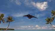 45-Zephyr One in Tahiti