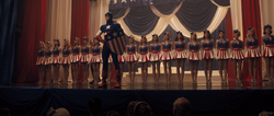 Captain America's USO Stage Show