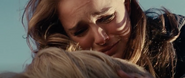 Jane cries over Thor