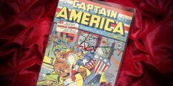 WHiH Comic Captain America