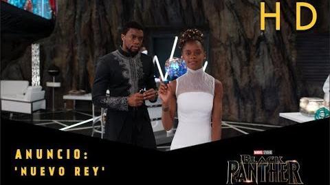 Black Panther de Marvel Anuncio 'Nuevo rey' l HD