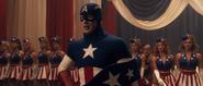 Captain America (USO Hitler Bit)