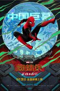 FFH Mysterio & Spider-Man Int Poster