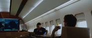 Rhodey & Tony (Stark Plane)