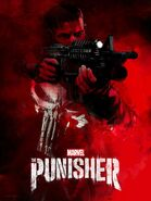 The Punisher Mondo Poster
