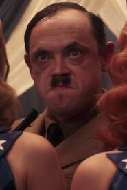 "Actor who plays ""Adolph Hitler"""