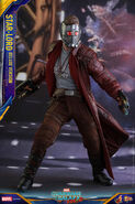 GotGV2 Star-Lord Hot Toys