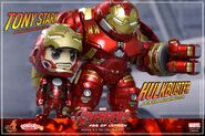 Iron Man cosbaby 1