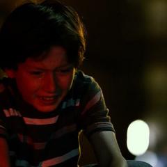 Murdock encuentra a su padre asesinado.