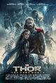 Thor o Mundo Sombrio poster