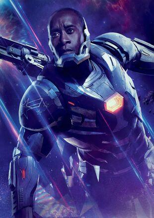 War Machine | Marvel Cinematic Universe Wiki | FANDOM