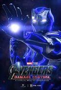 Avengers Damage Control Suit Poster 2