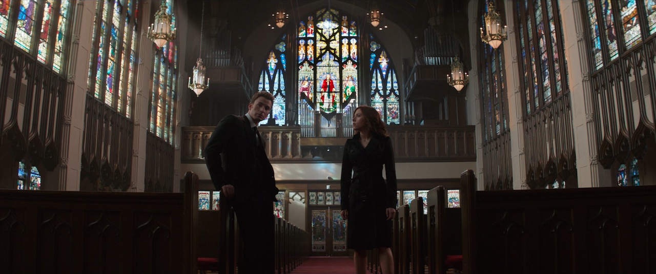 Saint Luke's Cathedral | Marvel Cinematic Universe Wiki | Fandom