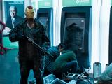 Robo en el Banco comunitario de Queens