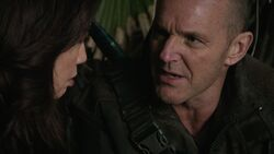 Sarge reminds May that he's not Coulson