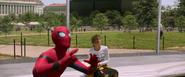 Spider-Man & Michelle (Washington, D.C.)