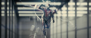 Ant Man Test Footage 2