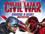 Captain America: Civil War: Choose A Side!