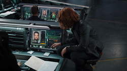 Hawkeye & Selvig Files (Black Widow)