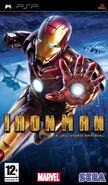 IronMan PSP FR cover