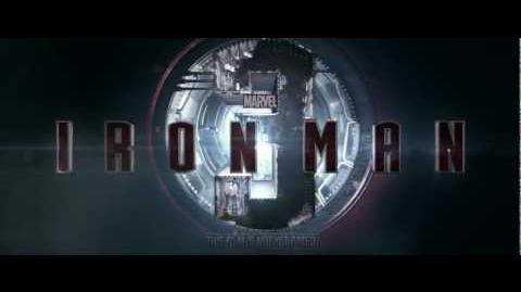 Marvel's Iron Man 3 - TV Spot 2