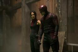 Murdock y Elektra infiltrados