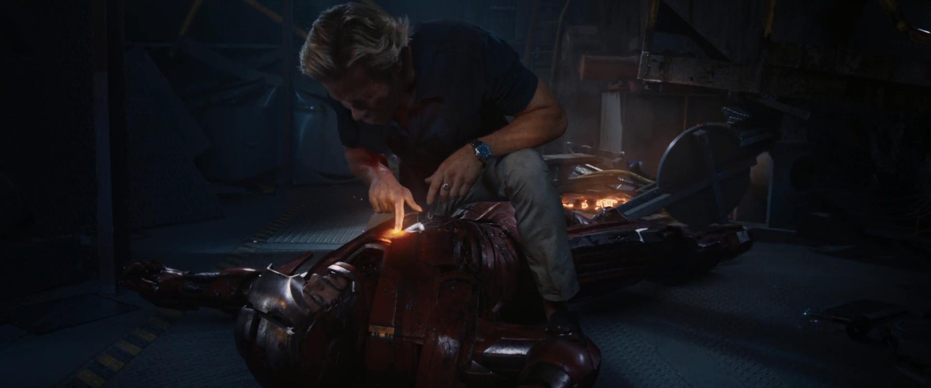 Iron Man Armor: Mark XXXIII | Marvel Cinematic Universe Wiki