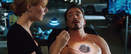 Tony Stark Chest Cavity