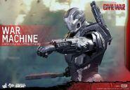 War Machine Civil War Hot Toys 9